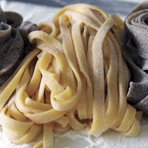 Pasta with Special Flours
